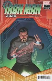 Iron Man 2020 #4 Ron Lim Variant
