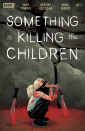 Something Is Killing The Children #7 Original Cover