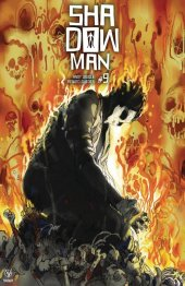 Shadowman #9 Cover B Grant