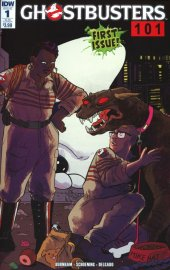 Ghostbusters 101 #1 Subscription Variant c