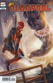 Deadpool #1 1:50 Jung-Geun Yoon Variant