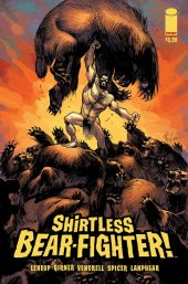 Shirtless Bear-Fighter! #1 Nude Beariant