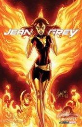 Jean Grey #1 J Scott Campbell Cover C