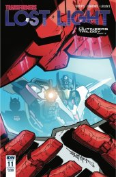 Transformers: Lost Light #11 Cover C