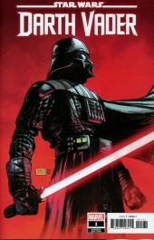 Star Wars: Darth Vader #1 1:25 Ienco Variant