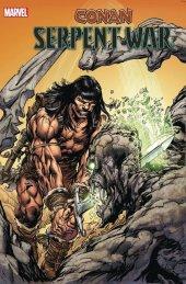 Conan: Serpent War #1 1:25 Incentive