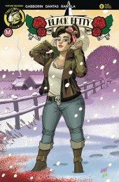 Black Betty #6 Cover E Tony Fleecs