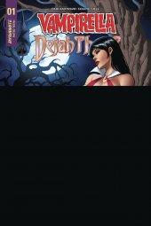 Vampirella / Dejah Thoris #1 1:10 Vampi Seduction Cover