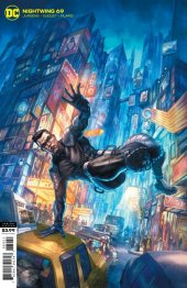 Nightwing #69 Variant Cover
