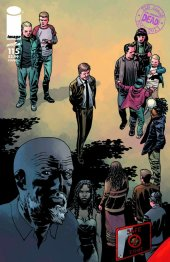 The Walking Dead #115 Cover H