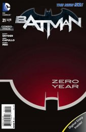 Batman #21 Combo Pack