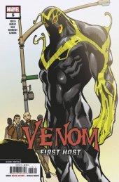 Venom: First Host #5 2nd Printing Bagley Variant