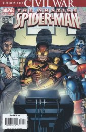 the amazing spider-man #531