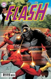 The Flash #750 1950s Variant Edition