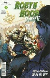 Robyn Hood: Vigilante #5 Cover B Coccolo