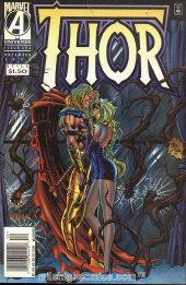 The Mighty Thor #493 Newsstand Edition