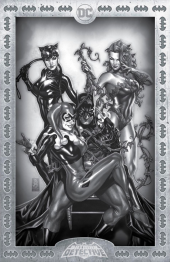 Detective Comics #1027 Mark Brooks Torpedo Comics Black & White Exclusive