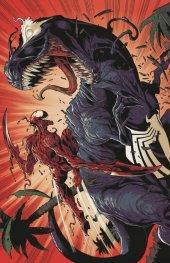 Venom #25 3rd Printing Bagley Virgin Variant