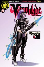 Vampblade #12 Cover G Costume three
