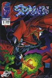 Spawn #1 World Comics Spanish Edition