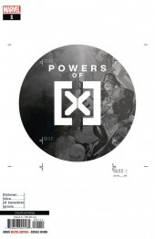 Powers of X #1 4th Printing