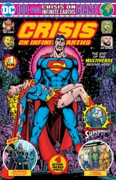 Crisis on Infinite Earths Giant #1 Walmart Variant Cover
