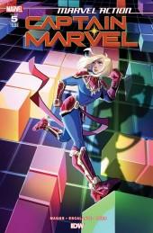 Marvel Action: Captain Marvel #5
