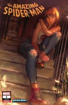 The Amazing Spider-Man #1 Gerald Parel Variant A