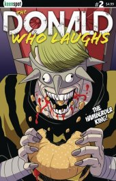Donald Who Laughs #2 Cover B Hamberder King