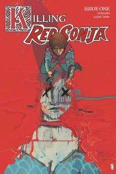 Killing Red Sonja #1 1:30 Ward Crimson Cover