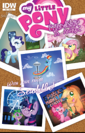 My Little Pony: Friendship Is Magic #30 Phoenix Comics Variant