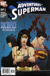 Adventures of Superman #643