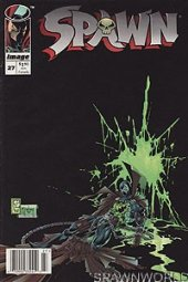 Spawn #27 Newsstand Variant