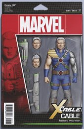 Cable #1 Christopher Action Figure Variant