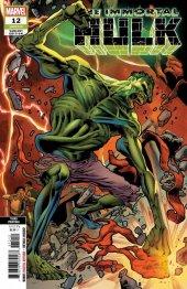 The Immortal Hulk #12 3rd Printing Bennett Variant