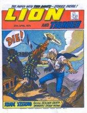Lion #April 27th, 1974