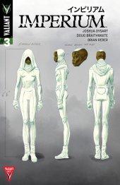 Imperium #3 Cover D Character Design Braithwaite