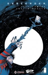 Descender #1 Forbidden Planet/Jetpack Comics Exclusive Variant