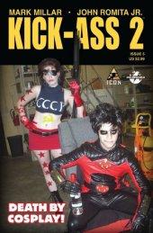 Kick-Ass 2 #5 Photo Variant