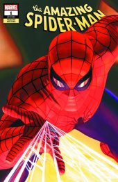 The Amazing Spider-Man #1 Alex Ross Variant A
