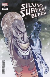 Silver Surfer: Black #5 1:200 Cian Tormey Variant