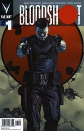 Bloodshot #1 Suayan Cover