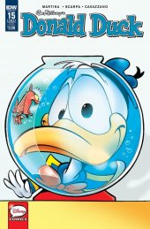 Donald Duck #15 Subscription Variant