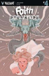 Faith: Dreamside #4 Cover B Meynet