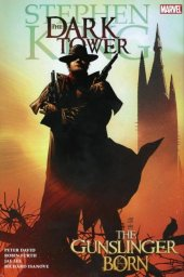 the dark tower: the gunslinger born hc
