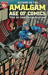 return to the amalgam age of comics the dc comics collection 1