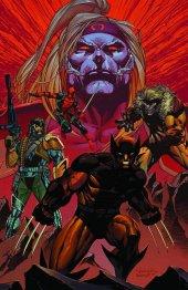 Wolverine #1 Scott Williams Virgin Variant Edition