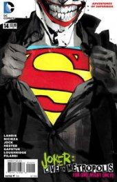 Adventures of Superman #14 2nd printing