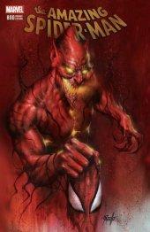 The Amazing Spider-Man #800 Lucio Parrillo Variant A