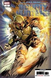 Star Wars: Bounty Hunters #1 2nd Printing